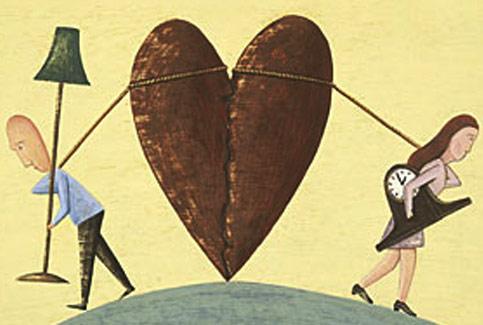 Tư vấn về ấn đề ly hôn và chia tài sản khi ly hôn