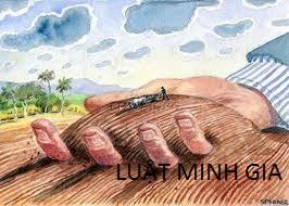 Thủ tục thu hồi đất để phát triển kinh tế - xã hội