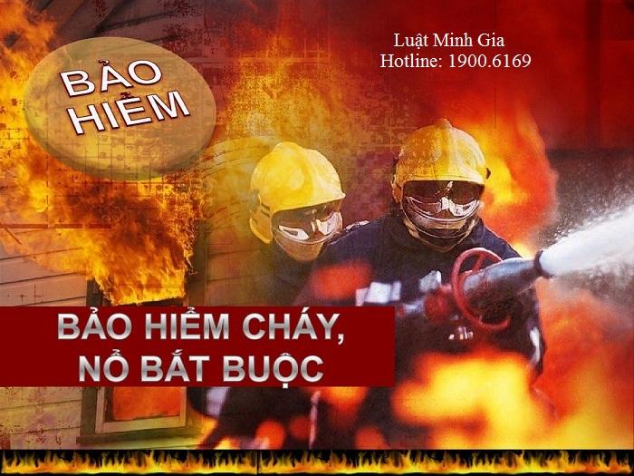 Tư vấn trường hợp hỏi về mua bảo hiểm cháy, nổ bắt buộc