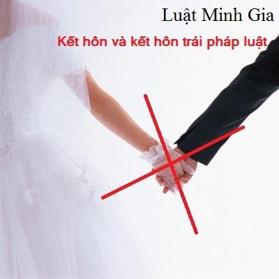 Không có đăng ký kết hôn có được coi là vợ chồng theo quy định