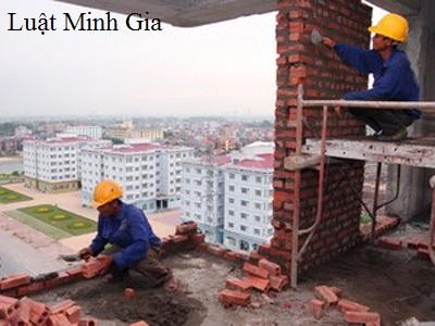 Sửa chữa nhà ở xây dựng trên đất tái định cư có cần xin phép