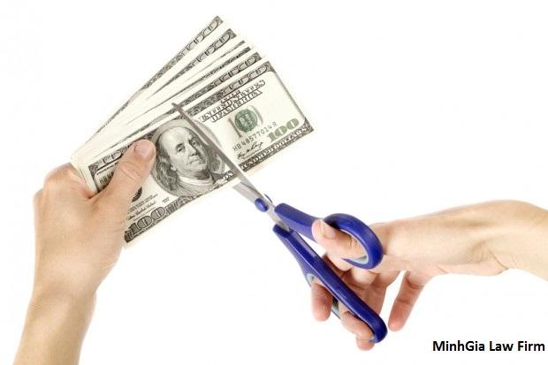 Về vấn đề chia tài sản chung khi ly hôn