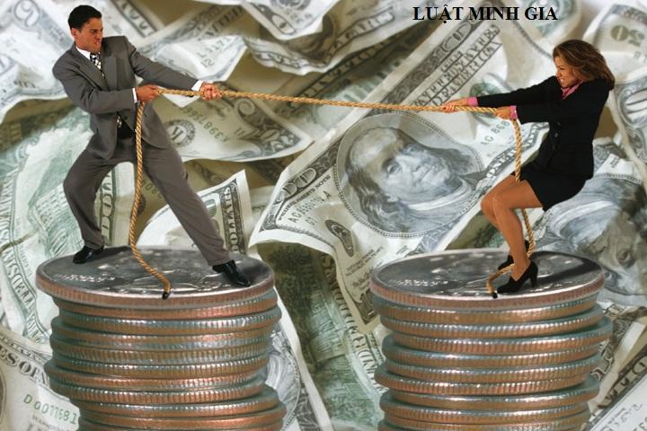 Tư vấn về trường hợp vợ chồng thỏa thuận phân chia tài sản chung sau khi ly hôn