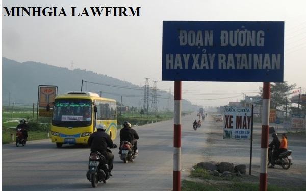Bồi thường thiệt hại khi vi phạm giao thông gây tai nạn