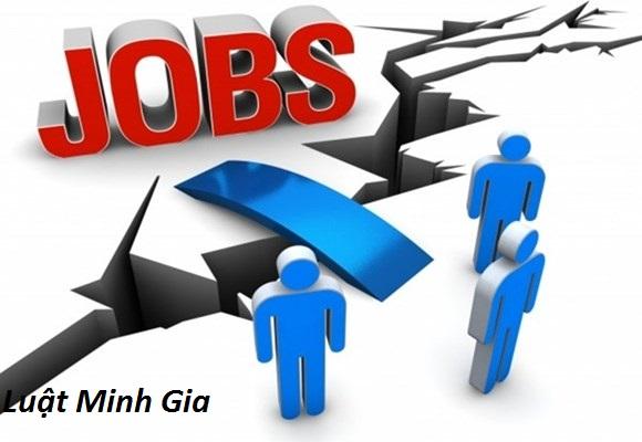 Hỏi về trợ cấp thất nghiệp sau khi nghỉ việc.