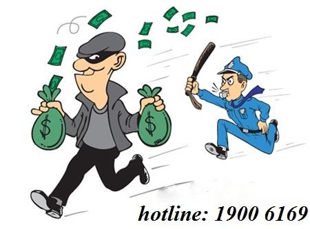 Tư vấn về trường hợp trộm cắp tài sản