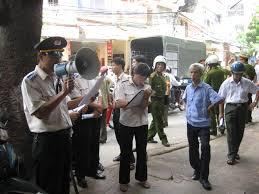 Tư vấn về các biện pháp cưỡng chế thi hành án dân sự
