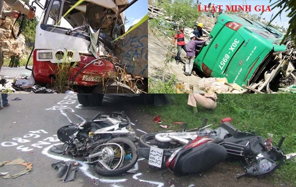 Tư vấn về bồi thường thiệt hại do xâm phạm tính mạng gây ra do tai nạn giao thông