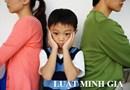Tư vấn về người có quyền nuôi con sau khi ly hôn