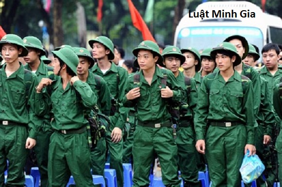 Quy định của pháp luật về trúng tuyển nghĩa vụ quân sự