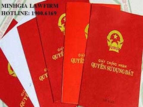 Thủ tục xin cấp giấy chứng nhận quyền sử dụng đất của cá nhân