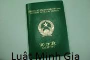 Luật sư tư vấn về thủ tục làm hộ chiếu cho con dưới 14 tuổi.