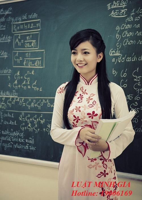 Tư vấn về việc giảng dạy của giáo viên tiểu học