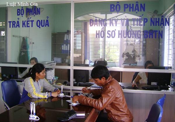 Nộp hồ sơ xin hưởng bảo hiểm thất nghiệp ở địa bàn tỉnh khác