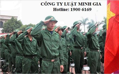 Thời gian kéo dài độ tuổi nhập ngũ theo Luật nghĩa vụ quân sự số 78/2015?
