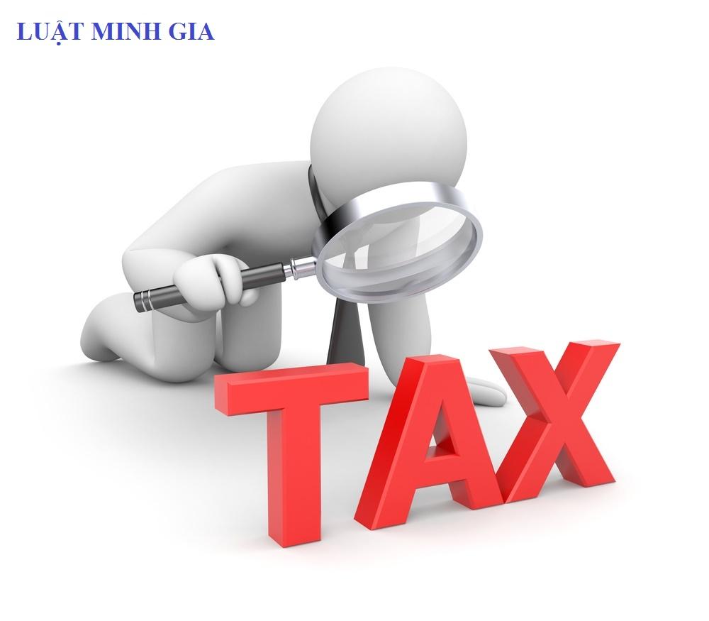 Thủ tục hồ sơ miễn thuế, giảm thuế