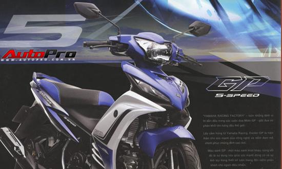 Thay đổi kết cấu xe máy yamaha