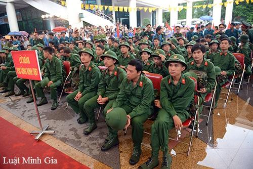 Nộp đơn xin tạm hoãn nghĩa vụ quân sự trước 10 ngày trước ngày giao nhận quân có được tạm hoãn nghĩa vụ quân sự không?