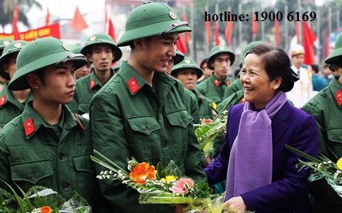 Điều kiện công dân nữ tham gia nghĩa vụ quân sự.
