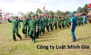 Có được hoãn nghĩa vụ quân sự khi đã có lệnh nhập ngũ không?