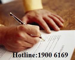 Ủy quyền ký kết hợp đồng thuê đất