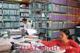 Chế độ phụ cấp độc hại đối với văn thư, lưu trữ