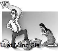 Hỏi về cách xử lý khi bị bạo lực gia đình