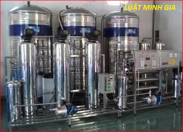 Sản xuất nước tinh khiết có phải đăng ký kinh doanh không?