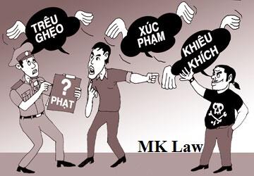 Tội làm nhục và vu khống người khác theo quy định của <span class='highlight'>pháp</span> <span class='highlight'>luật</span> hiện hành