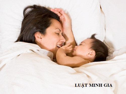 Quy định về hưởng chế độ thai sản khi chấm dứt hợp đồng