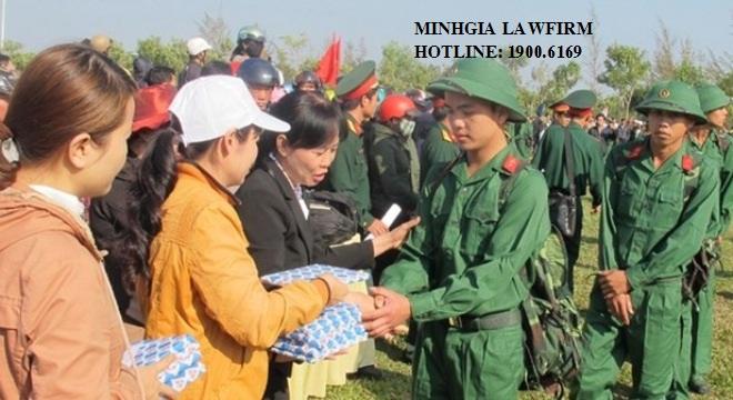 Điều kiện tạm hoãn và miễn thực hiện nghĩa vụ quân sự