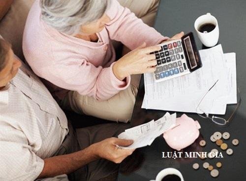 Cách tính lương hưu khi nghỉ trước tuổi