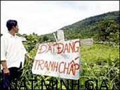Thẩm quyền và thời hạn giải quyết tranh chấp đất đai