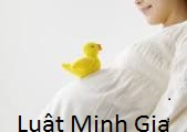 Điều kiện được hưởng chế độ thai sản theo Luật BHXH 2014
