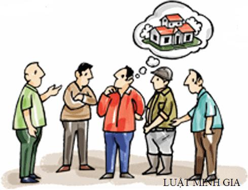 Hỏi về phân chia di sản thừa kế là đất đai
