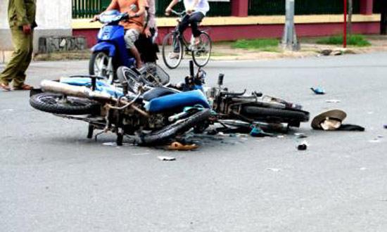 Xử lý trường hợp đâm xe gây chết người