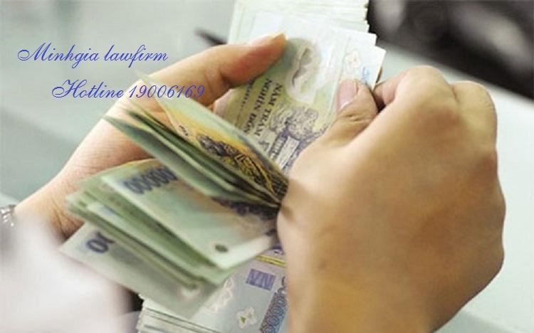 Tư vấn về vay tiền không có khả năng trả nợ
