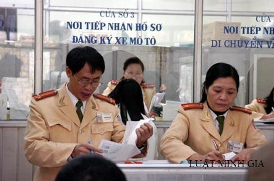 Hỏi đáp về cấp đổi biển số xe sang biển số Hà Nội