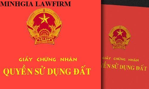 Thủ tục sang tên quyền sử dụng đất là di sản thừa kế theo pháp luật
