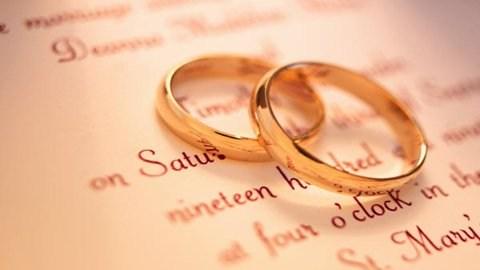Tư vấn thủ tục đăng ký kết hôn theo luật hôn nhân gia đình 2014 (ẩn)