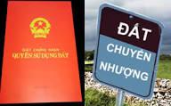 Thủ tục chuyển nhượng quyền sử dụng đất theo Luật đất đai năm 2013