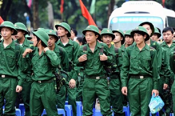 Xử phạt về hành vi không thực hiện lệnh khám nghĩa vụ quân sự