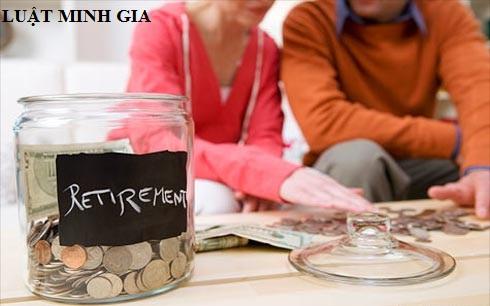 Mức hưởng lương hưu hàng tháng khi nghỉ hưu trước tuổi