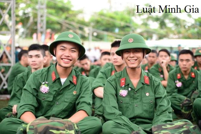 Căn cứ và thủ tục tạm hoãn nghĩa vụ quân sự