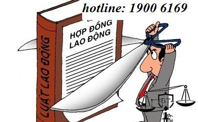 Cho nghỉ việc theo Điều 44, 45 của Luật lao động năm 2012 thì có phải báo trước cho người lao động không?