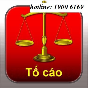 Người có quyền tố cáo hành vi vi phạm pháp luật