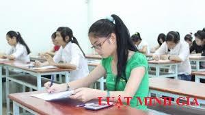Tư vấn về việc xét tuyển lý lịch thí sinh thi  đại học khối ngành công an