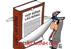 Trách nhiệm của người lao động đơn phương chấm dứt hợp đồng trái luật