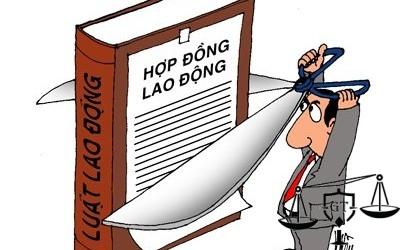 Tư vấn về trách nhiệm của người sử dụng lao động khi chấm dứt hợp đồng lao động