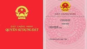 Thay đổi giấy chứng nhận quyền sử dụng đất